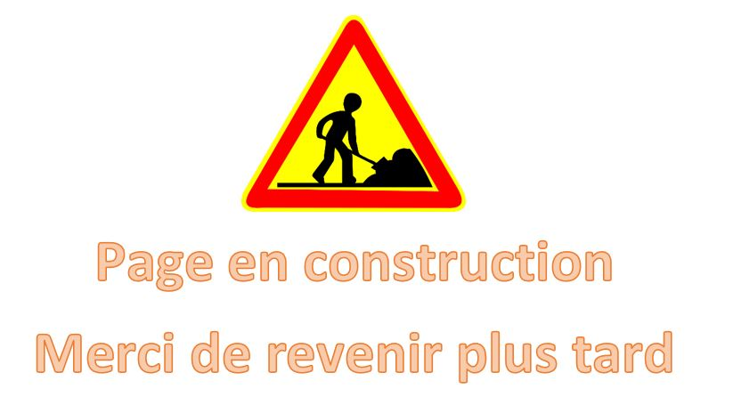 En contruction - FR